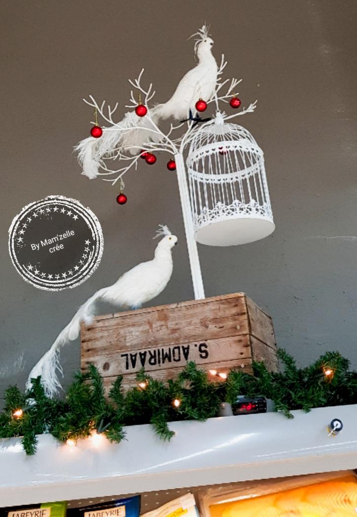 decoration Noël grande surface