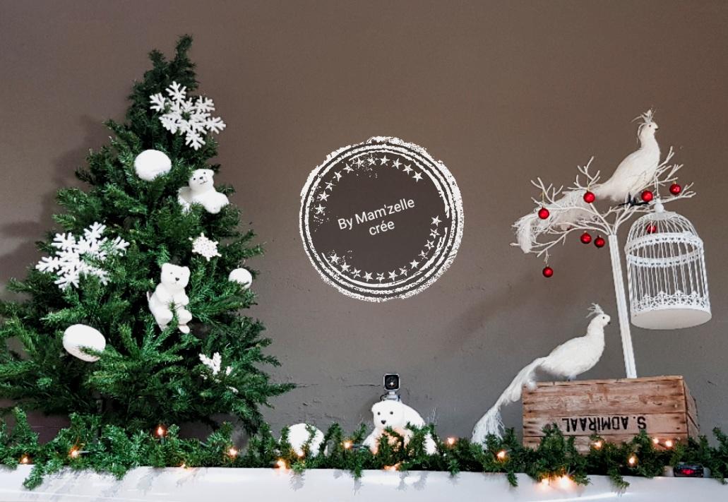 decoration Noel grand magasin