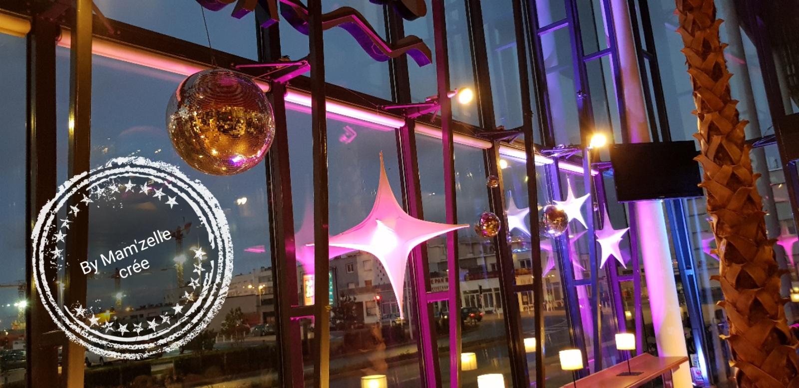 Décoration Noel Casino Dunkerque