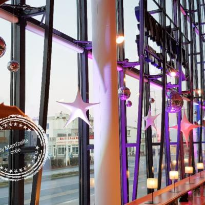 vitrine Noel casino Dunkerque