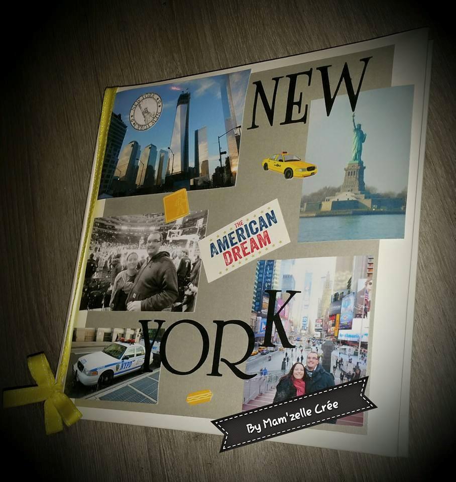 Livre d'or New York