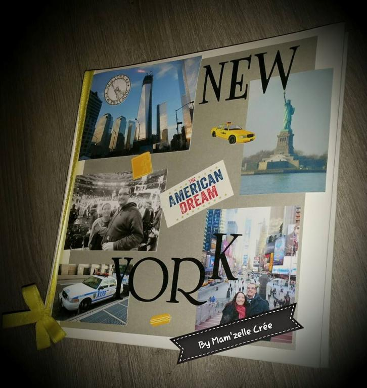 Livre d'or New York