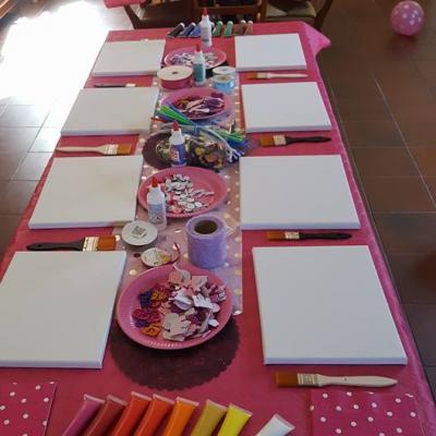 Atelier anniversaire enfants