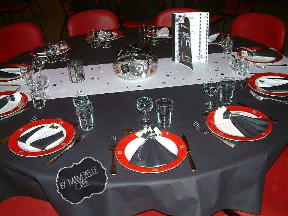 decoration table ronde anniversaire ky26 montrealeast. Black Bedroom Furniture Sets. Home Design Ideas